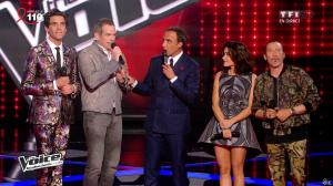 Jenifer Bartoli dans The Voice - 05/04/14 - 10