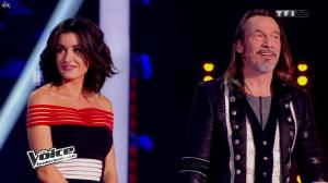 Jenifer Bartoli dans The Voice - 08/03/14 - 03