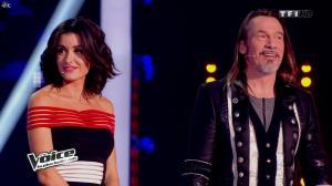 Jenifer Bartoli dans The Voice - 08/03/14 - 03