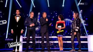 Jenifer Bartoli dans The Voice - 08/03/14 - 04