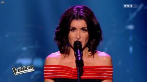 Jenifer Bartoli dans The Voice - 08/03/14 - 06