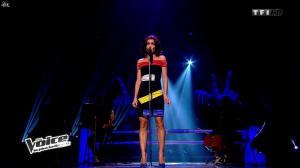 Jenifer Bartoli dans The Voice - 08/03/14 - 07