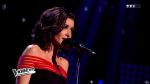 Jenifer Bartoli dans The Voice - 08/03/14 - 09