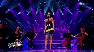 Jenifer Bartoli dans The Voice - 08/03/14 - 10