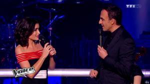 Jenifer Bartoli dans The Voice - 08/03/14 - 11