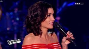 Jenifer Bartoli dans The Voice - 08/03/14 - 12