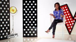 Jenifer Bartoli dans The Voice - 22/03/14 - 02