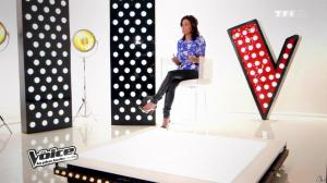 Jenifer Bartoli dans The Voice - 22/03/14 - 06