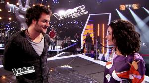 Jenifer Bartoli dans The Voice - 22/03/14 - 08