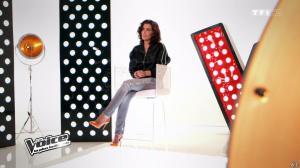 Jenifer Bartoli dans The Voice - 22/03/14 - 09