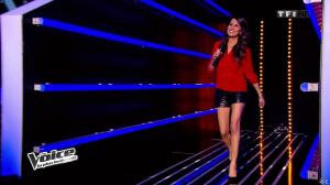 Karine Ferri dans The Voice - 22/03/14 - 01