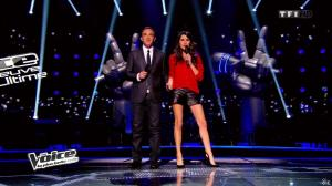 Karine Ferri dans The Voice - 22/03/14 - 03