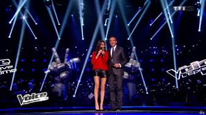 Karine Ferri dans The Voice - 29/03/14 - 01