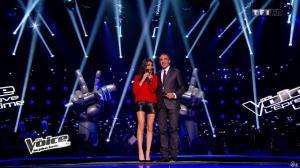 Karine Ferri dans The Voice - 29/03/14 - 01