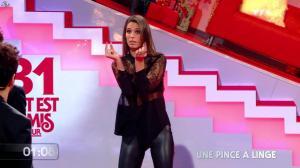 Laury Thilleman dans le 31 Tout Est Permis - 31/12/13 - 02