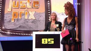 Doris Rouesne dans le Juste Prix - 31/12/12 - 02