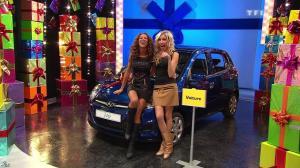 Les Gafettes, Doris Rouesne et Nadia Aydanne dans le Juste Prix - 28/11/12 - 10