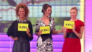 Les Gafettes, Fanny Veyrac, Doris Rouesne et Nadia Aydanne dans le Juste Prix - 17/12/13 - 14