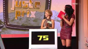 Fanny Veyrac dans le Juste Prix - 26/12/12 - 22