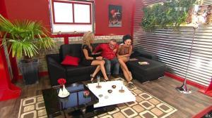 Les Gafettes, Fanny Veyrac et Nadia Aydanne dans le Juste Prix - 29/11/12 - 07