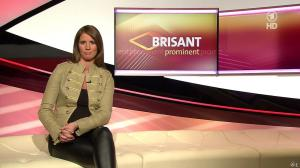 Mareile Höppner dans Brisant - 02/09/10 - 10