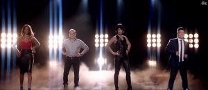 Marie-Claude Pietragalla et Shy m dans Danse avec les Stars - 26/10/13 - 06
