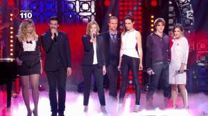 Mélissa Mars dans la Télé Chante Pour le Sidaction - 05/04/14 - 01