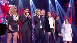 Mélissa Mars dans la Télé Chante Pour le Sidaction - 05/04/14 - 03