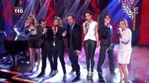 Mélissa Mars dans la télé Chante Pour le Sidaction - 05/04/14 - 06