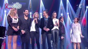 Mélissa Mars dans la Télé Chante Pour le Sidaction - 05/04/14 - 07