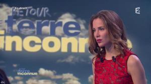 Mélissa Theuriau dans Retour de Terre Inconnue - 21/01/14 - 23