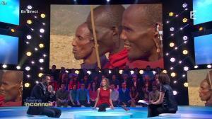 Mélissa Theuriau et Virginie Guilhaume dans Retour de Terre Inconnue - 21/01/14 - 11