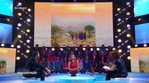 Mélissa Theuriau et Virginie Guilhaume dans Retour de Terre Inconnue - 21/01/14 - 16
