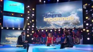 Mélissa Theuriau et Virginie Guilhaume dans Retour de Terre Inconnue - 21/01/14 - 21