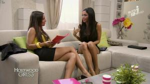Nabilla Benattia et Laura Coll dans Hollywood Girls - 03/01/14 - 05