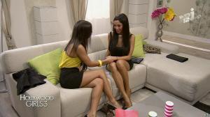 Nabilla Benattia et Laura Coll dans Hollywood Girls - 03/01/14 - 10