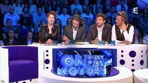Natacha Polony dans On n'est pas Couché - 22/03/14 - 06
