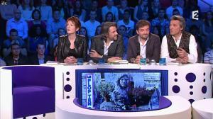 Natacha Polony dans On n'est pas Couché - 22/03/14 - 08
