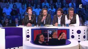 Natacha Polony dans On n'est pas Couché - 22/03/14 - 10