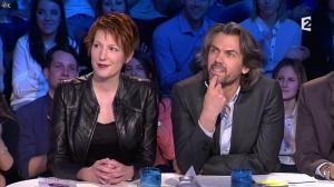 Natacha Polony dans On n'est pas Couché - 22/03/14 - 11