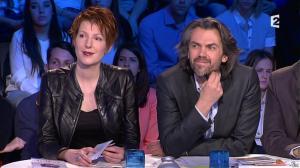 Natacha Polony dans On n'est pas Couché - 22/03/14 - 15
