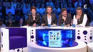 Natacha Polony dans On n'est pas Couché - 22/03/14 - 17