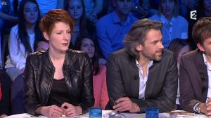 Natacha Polony dans On n'est pas Couché - 22/03/14 - 18