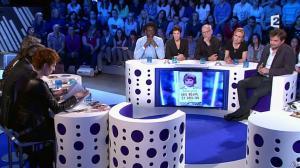 Natacha Polony dans On n'est pas Couché - 22/03/14 - 20