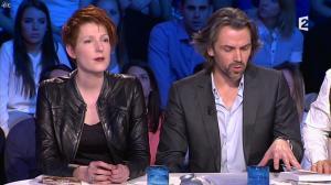 Natacha Polony dans On n'est pas Couché - 22/03/14 - 21