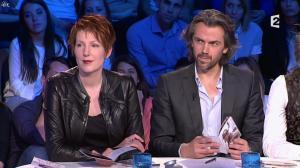 Natacha Polony dans On n'est pas Couché - 22/03/14 - 22