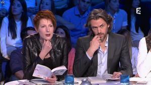 Natacha Polony dans On n'est pas Couché - 22/03/14 - 26