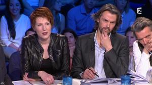 Natacha Polony dans On n'est pas Couché - 22/03/14 - 28
