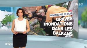 Nathalie Renoux dans le 12-45 - 18/05/14 - 01