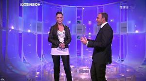 Sandrine Quétier dans 50 Minutes Inside - 02/01/10 - 01